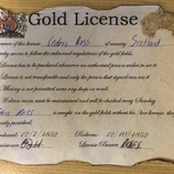 Gold License - HOTS Part A NO.10